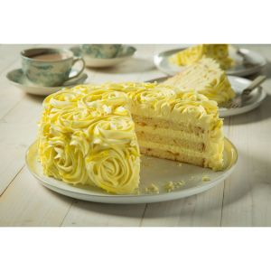 LEMON SENSATION CAKE